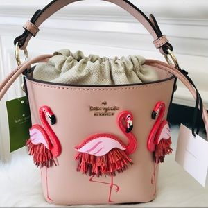 8319bb95f244d kate spade. Flamingo pippa by the pool warm ...